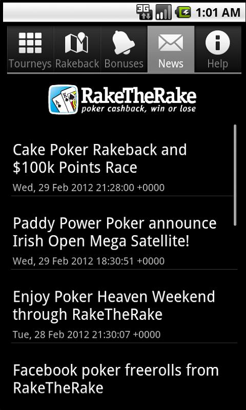 RakeTheRake news feed