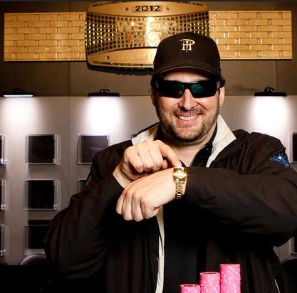 Phil Hellmuth WS Op 2012 bracelet