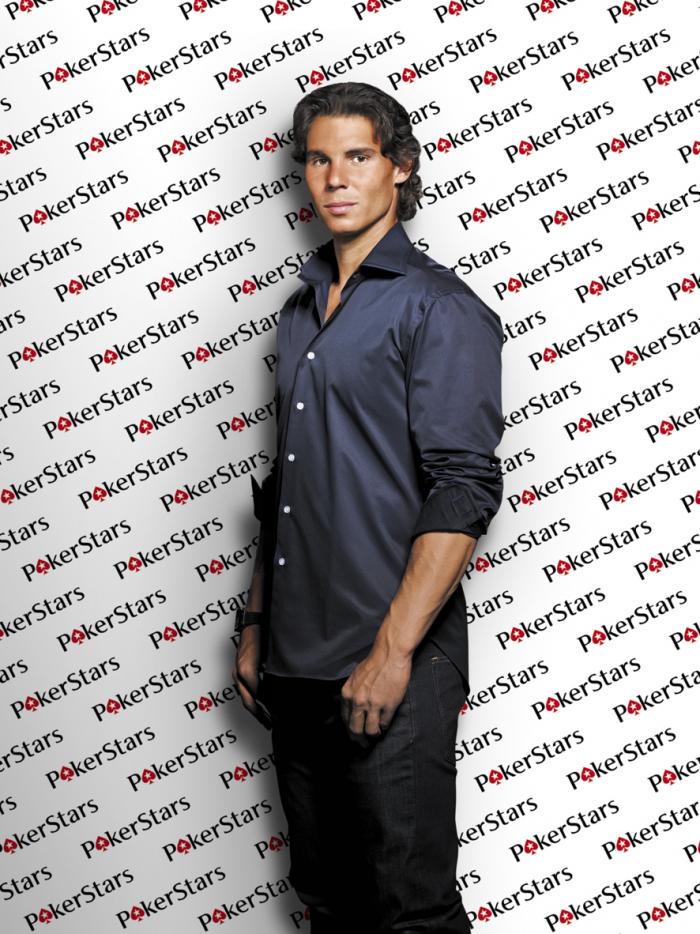 Rafael Nadal joins Poker Stars