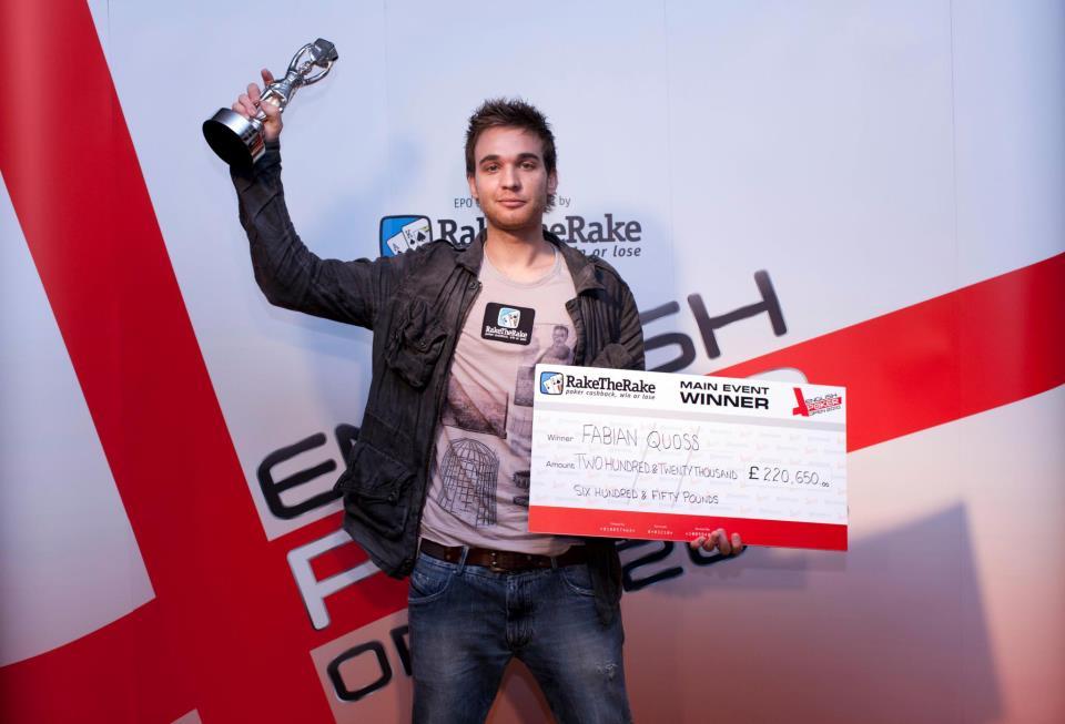Fabian Quoss EPO2010 champion