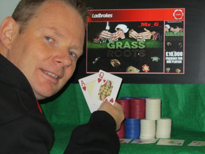 Rake The Rake Ladbrokes Grassroots Mr G