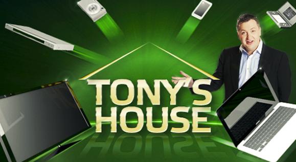 Tony Gs House