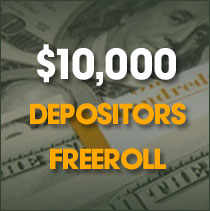 10 K depositors freeroll
