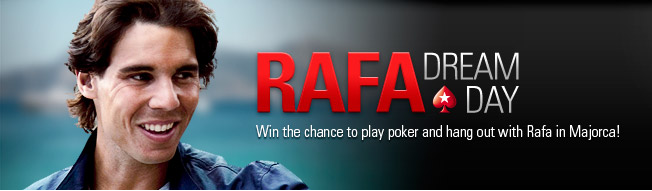 Rake The Rake Pokerstars Rafa Dream Day