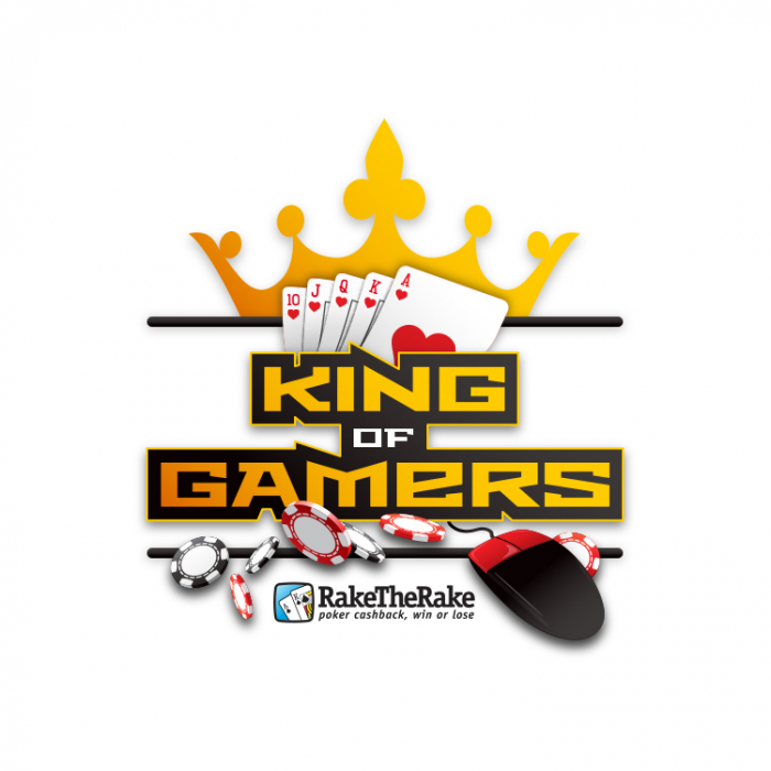 King Of Gamers Competition logo Final