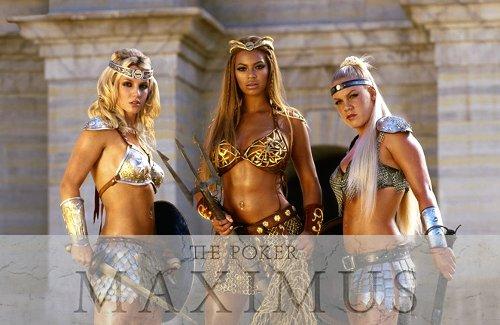 Poker Maximus girls