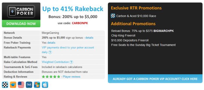 Shot Clock WPT Poker rakebac Rake The Rake