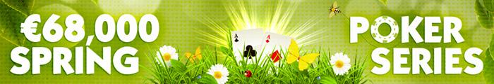Poker Heaven Spring Poker Series Rake The Rake