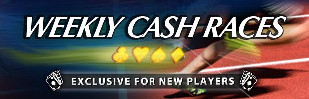 William Hill Rakethe Rake Weekly Cash Races