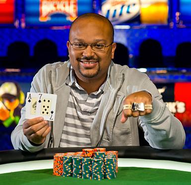 Corey Harrison WSOP 2013