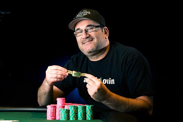 Matusow WSOP 2013 Rake The Rake