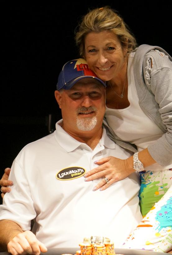 Tom Schneider WSOP 2013