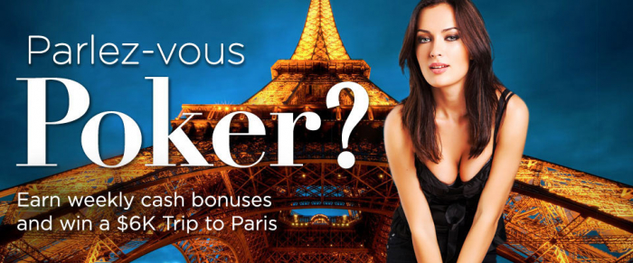 Bodog Poker Paris Prize Package Rake The Rake