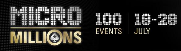 Micro Millions 5 Poker Stars Rake The Rake