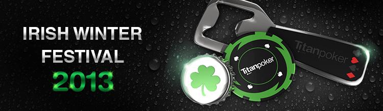 Titan Poker Irish Winter Festival