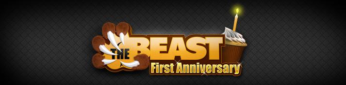 The Beast 1st Anniversary