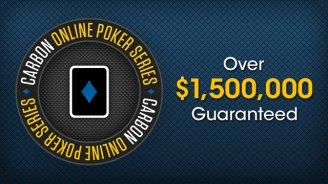 Carbon Poker Online Poker Series RakeTheRake
