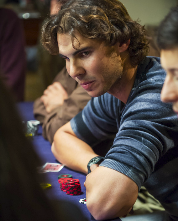 Nadal French Poker Open PokerStars RakeTheRake