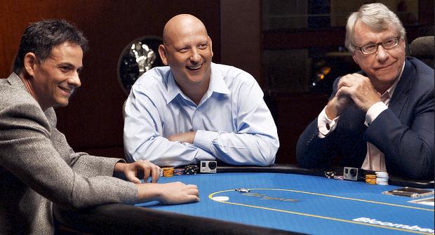 Steve Kuhn Poker Night on Wall Street