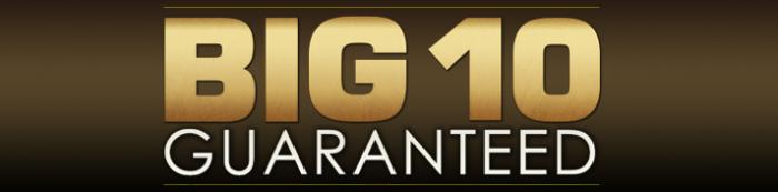 Americas Cardroom Big 10 Guaranteed