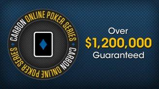 Carbon Online Poker Series Februrary 2014 RakeTheRake
