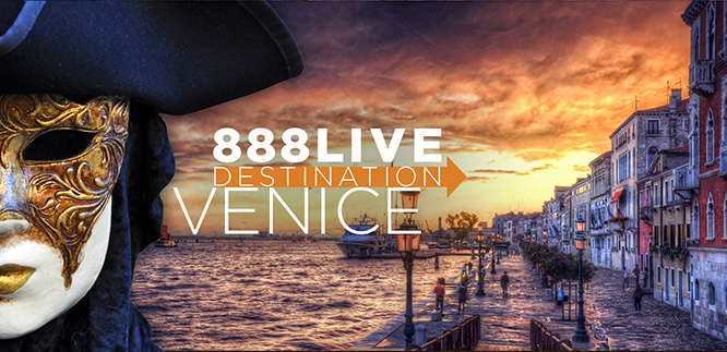 888poker Live Destination Venice RakeTheRake