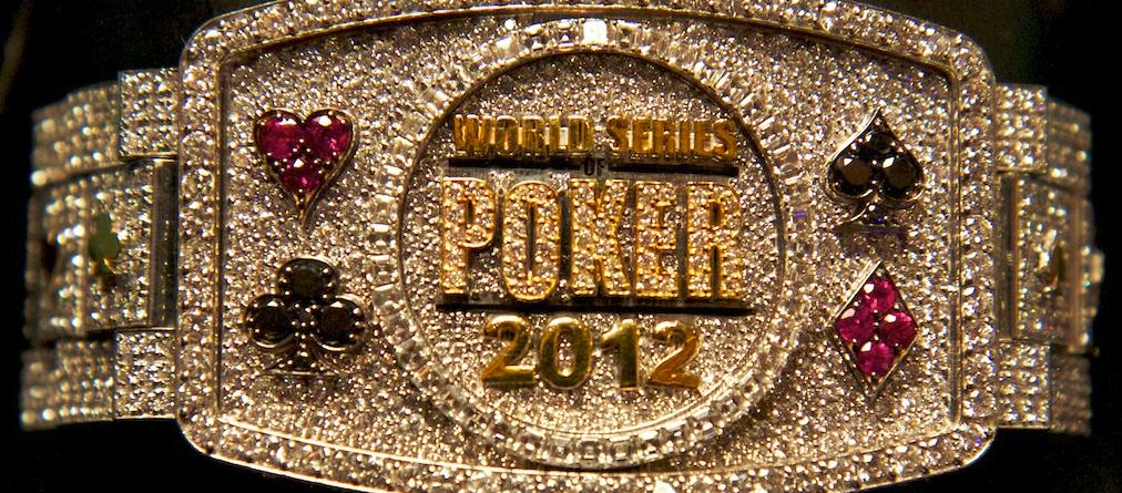 WSOP bracelet 2012 RakeTheRake