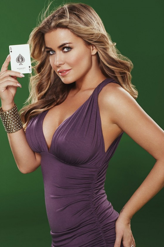 Carmen pro poker player