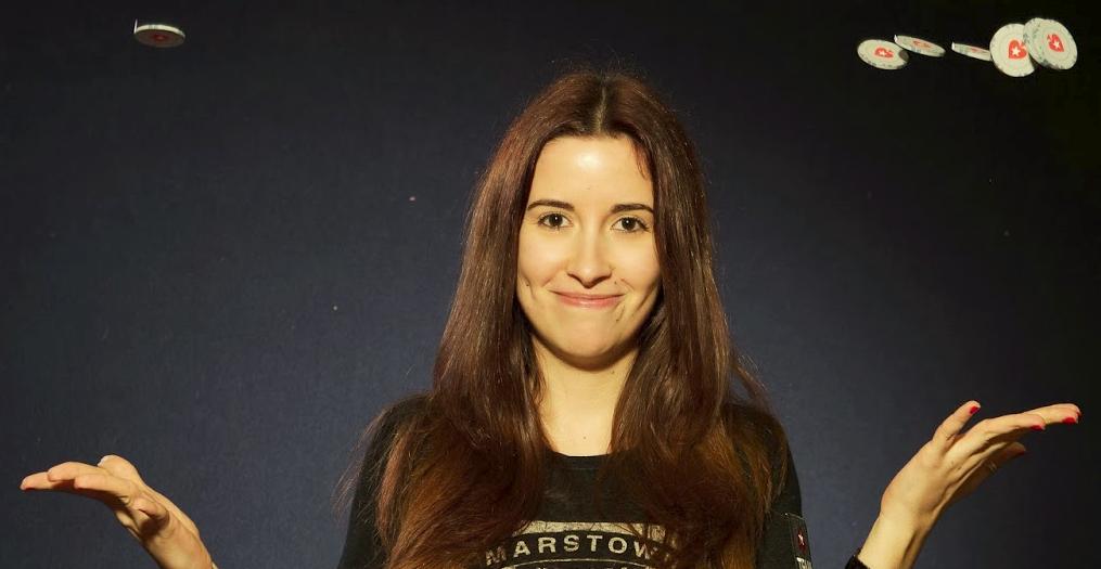 Katerina Malasidou PokerStars RakeTheRake