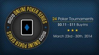 Micro Online Poker Series Carbon Poker rakeback RakeTheRake