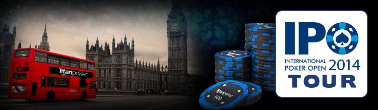 Titan Poker IPO 2014 London Prize Packages RakeTheRake