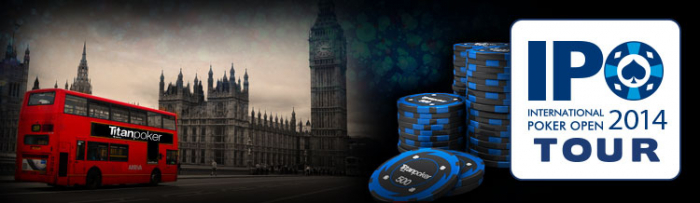 Titan Poker IPO 2014 London Prize Packages Rake The Rake1