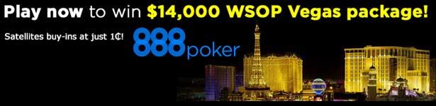 888 poker wsop 2014 Rake The Rake
