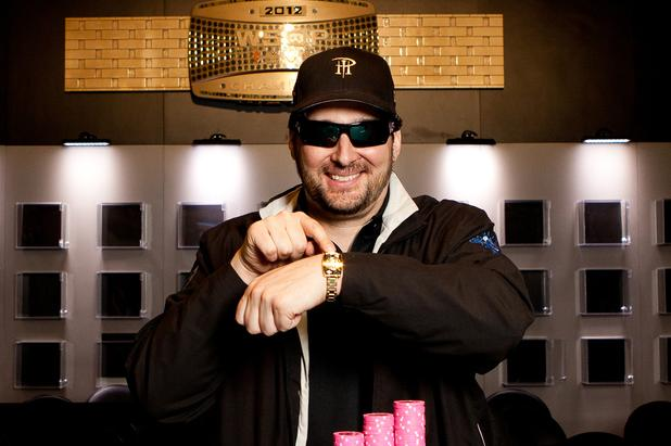 Phil Hellmuth gives away WSOP Bracelets RakeTheRake