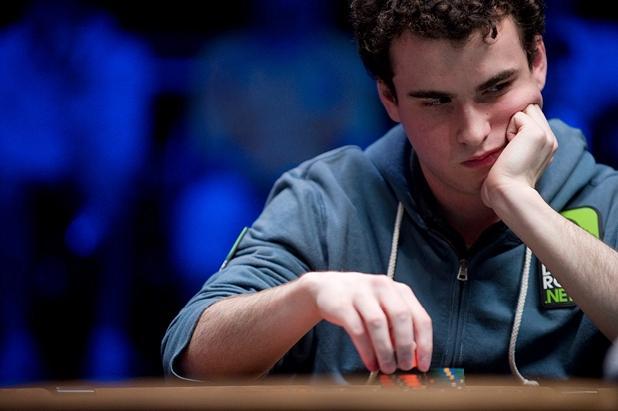 Dan Kelly WSOP 2014 Rake The Rake