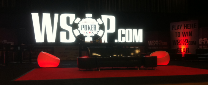 WSOP 2014 Rake The Rake