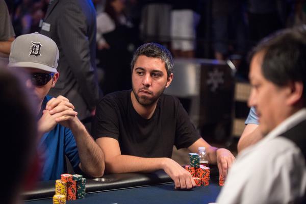 Asi Moshe WSOP 2014 Rake The Rake