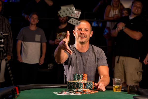 David Miscikowski WSOP 2014 Rake The Rake