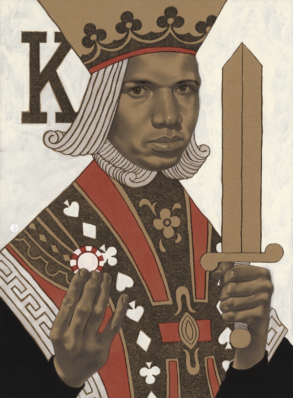 Phil Ivey Playboy magazine poker Rake The Rake