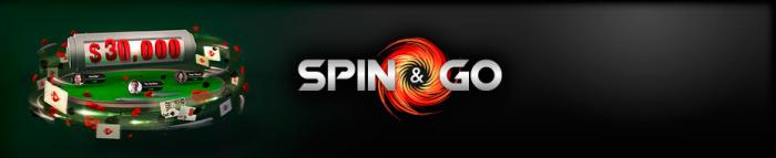 Spin go header Pokerstars Rake The Rake