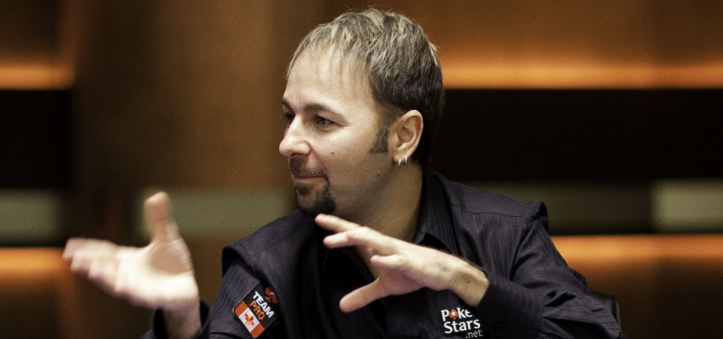 Daniel Negreanu PokerStars Amaya