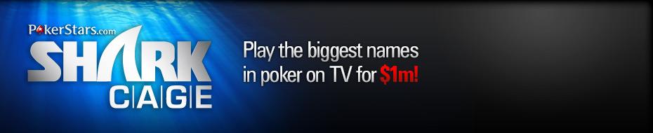 SharkCage PokerStars RakeTheRake