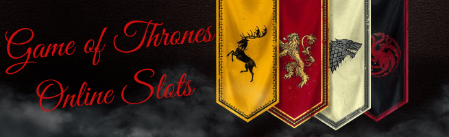 Game of Thrones Slots 655x200