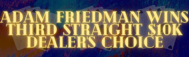 Adam Friedman