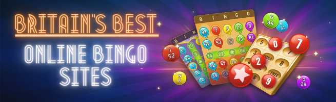 Britains Best Online Bingo Sites