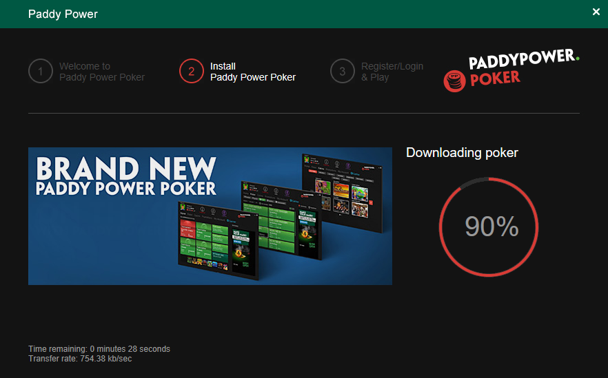 Paddy Power Poker Screenshots