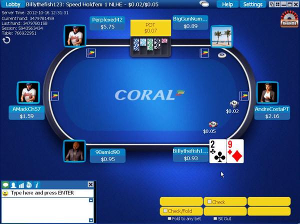 Coral Screenshots
